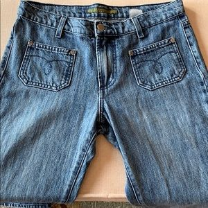 BDG Urban Outfitters Flare Jeans Med Wash Size 7